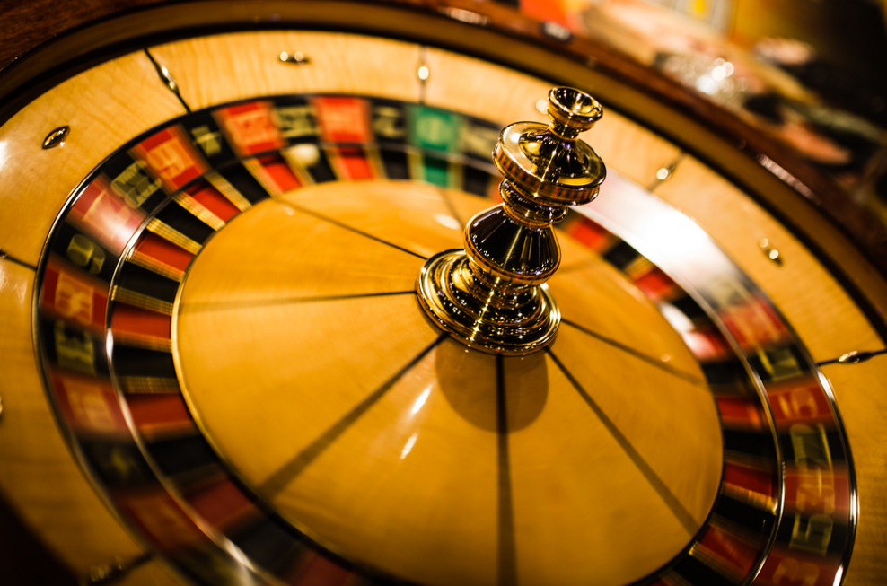 casino spinning roulette hd